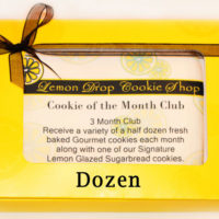 Cookie of the Month Club - Dozen