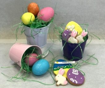 Easter Bucket Assortment (horizontal