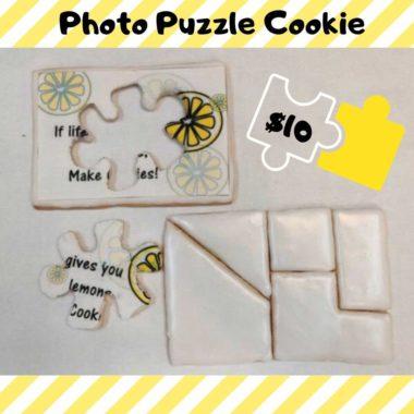 Puzzle Cookie