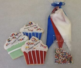 Birthday Cookie Kits