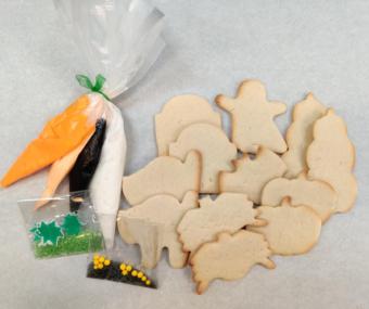 Halloween Cookie Kits (Family)
